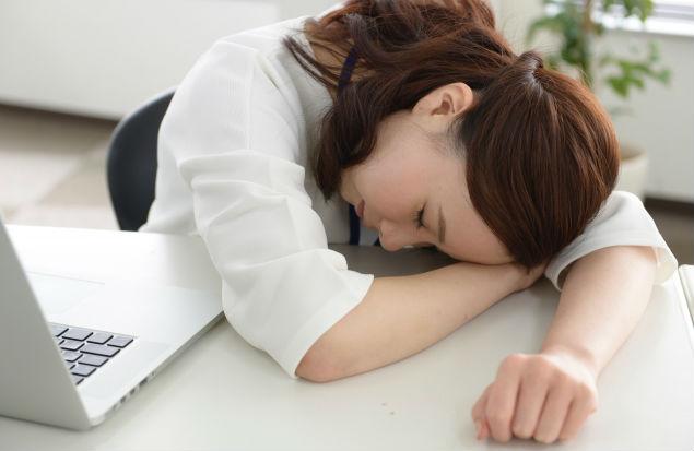 全身の倦怠感が消えない……原因は何?
