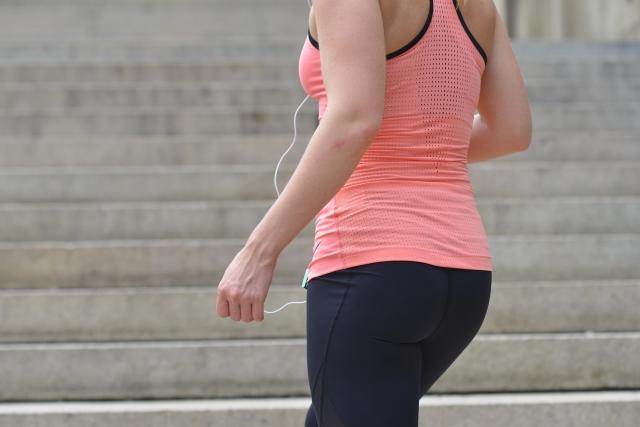 歩行中の骨盤はどのように動いているの?