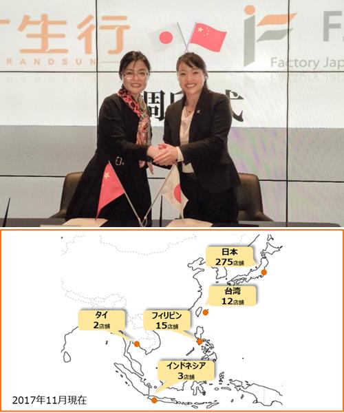 【プレスリリース】整体×骨盤 カラダファクトリーが中国へ初進出!2018年内に上海で5店舗を展開予定