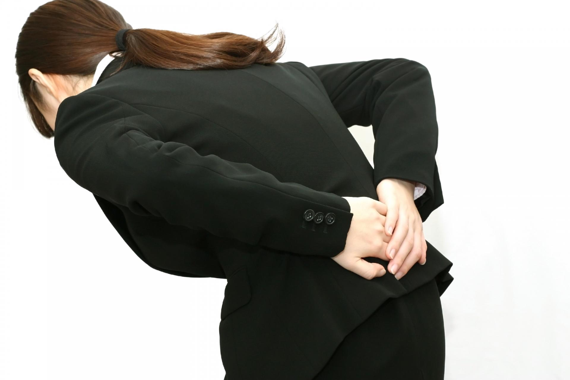 腰痛や冷えにつながるお尻のこり……その予防策と対処法