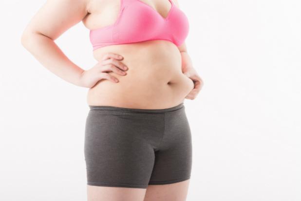 ぽっこりお腹の原因のひとつ! 内臓下垂の改善方法