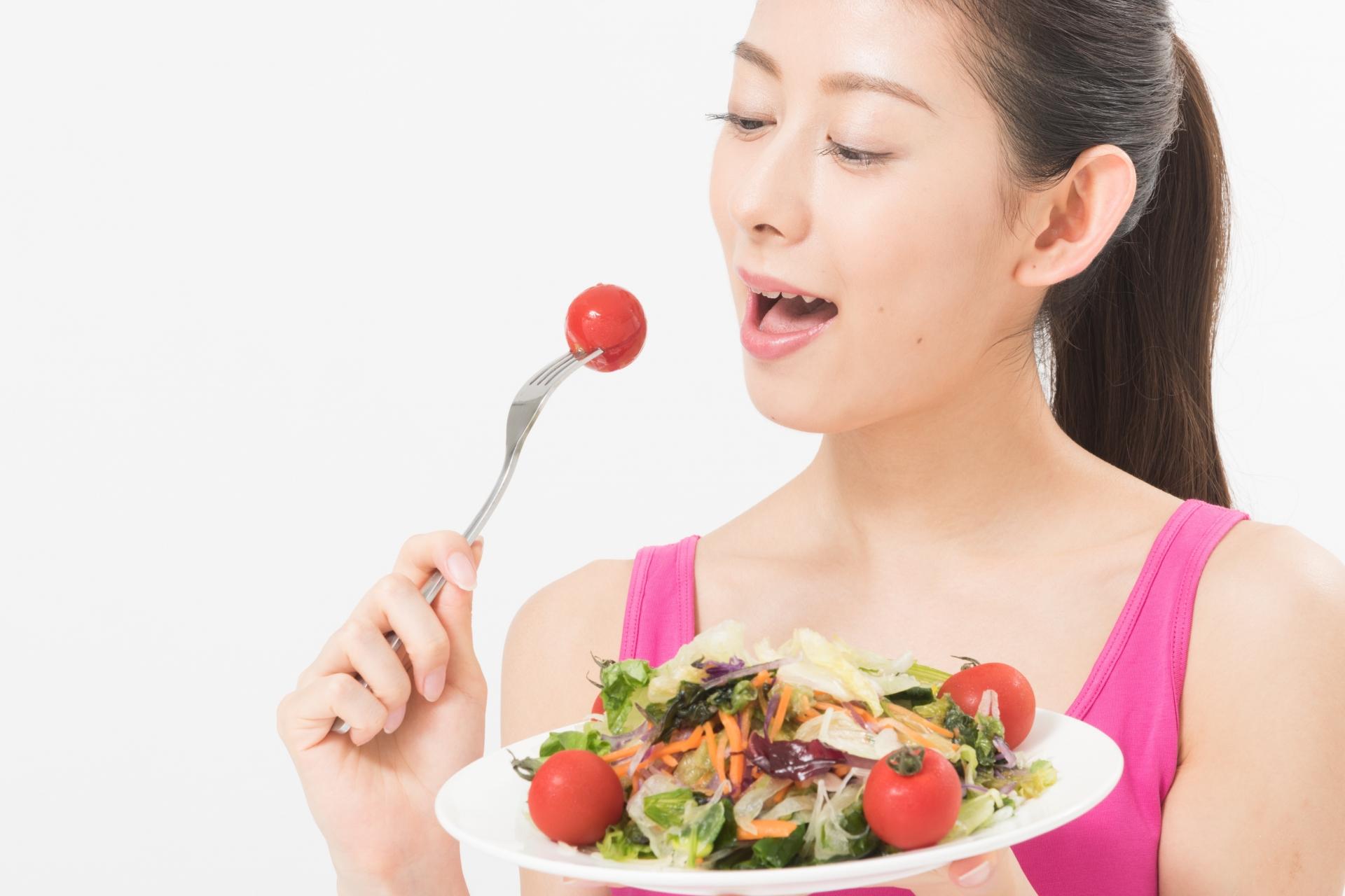ダイエット成功のコツ! 健康的に痩せるための食事の方法