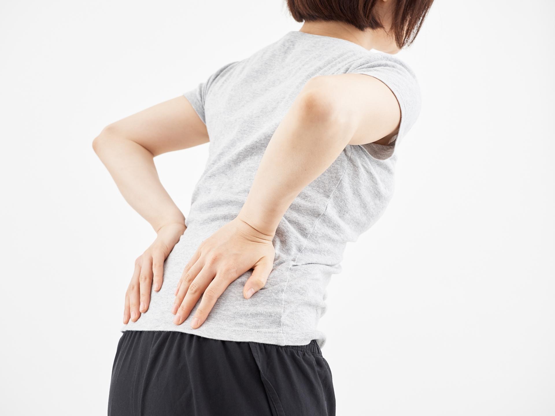 産後に歩けないほど腰が痛いのは骨盤のゆるみが原因?