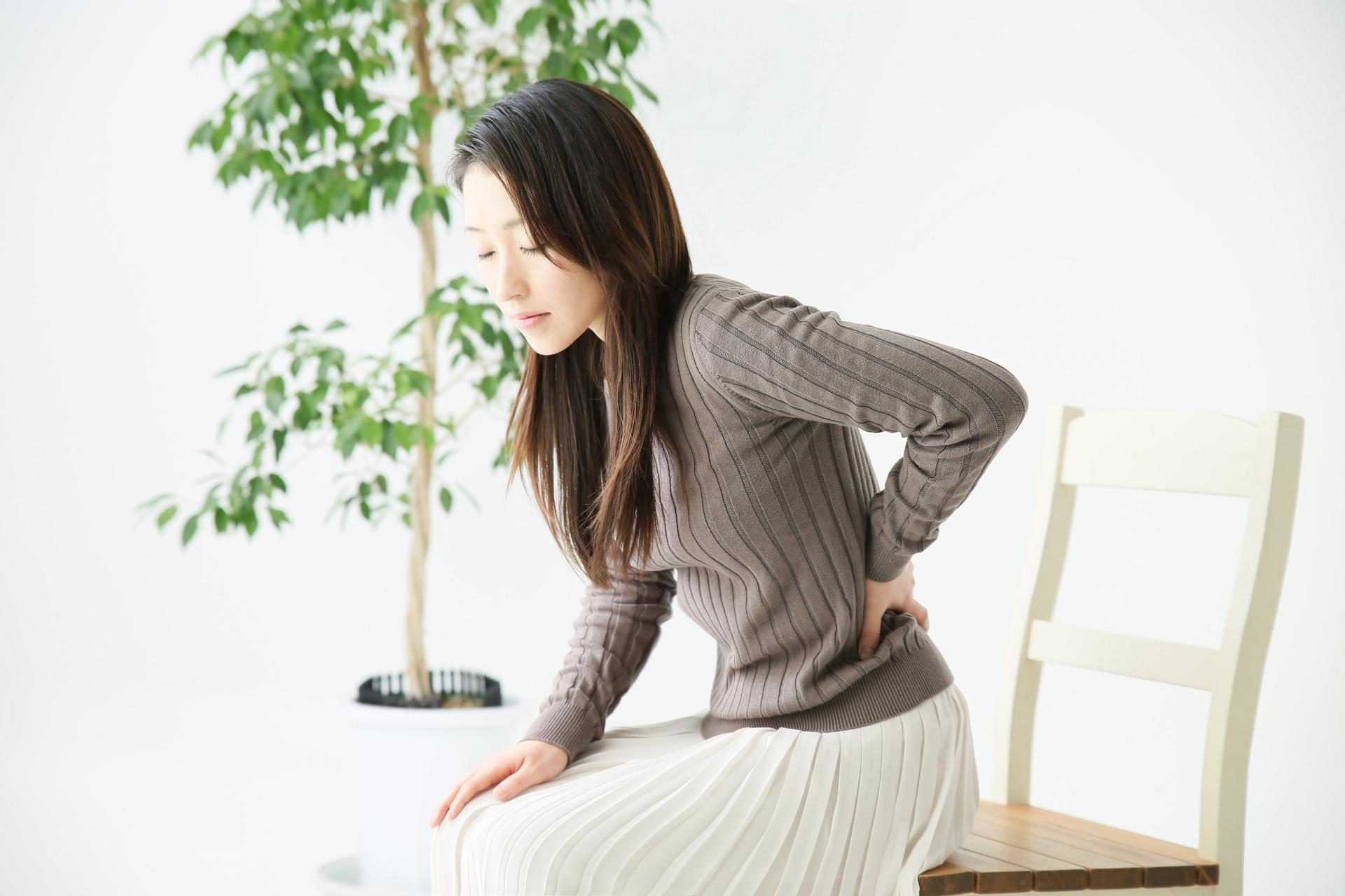 産後に坐骨神経痛が起きてしまう原因と予防法