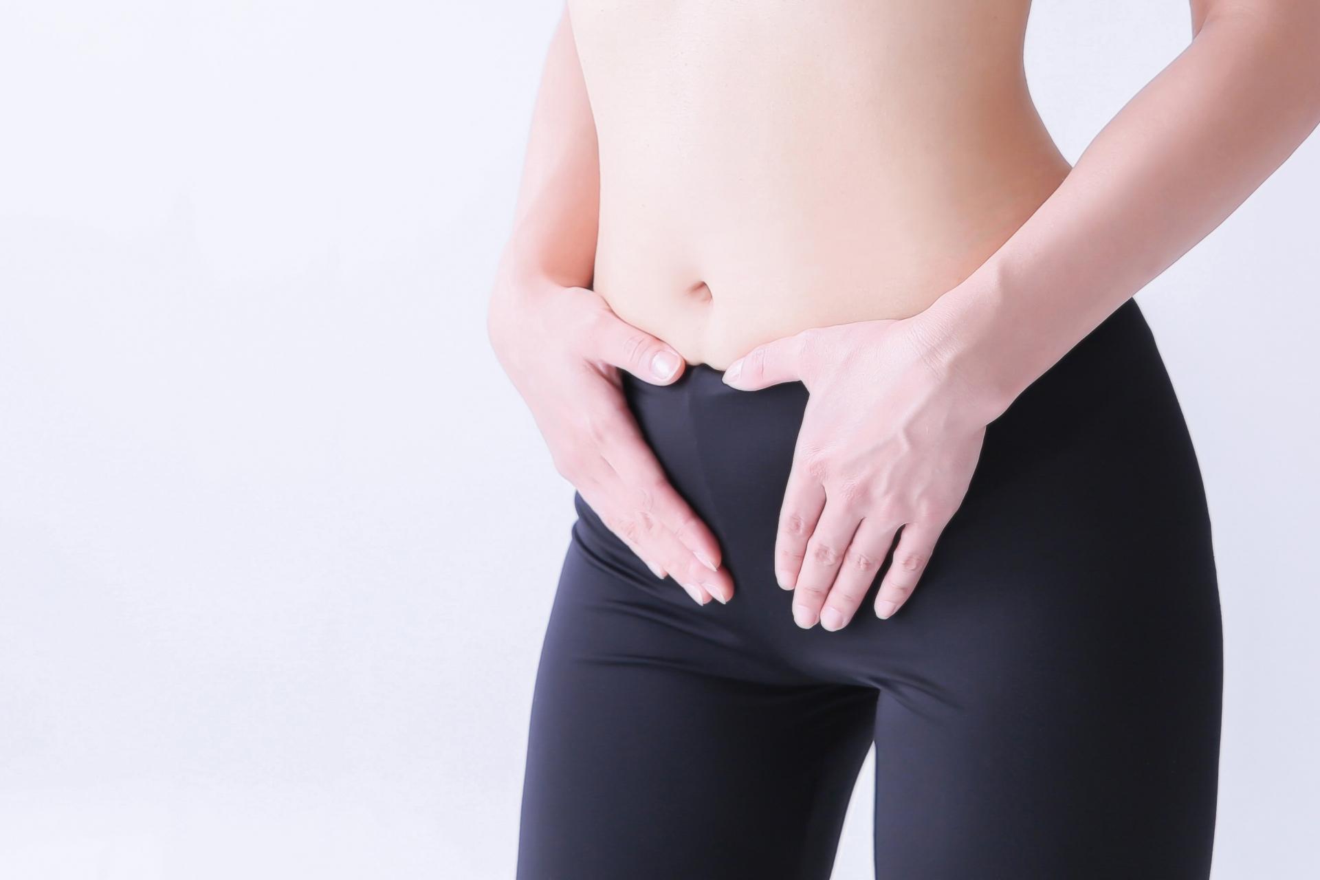 骨盤後傾の原因とケアする方法