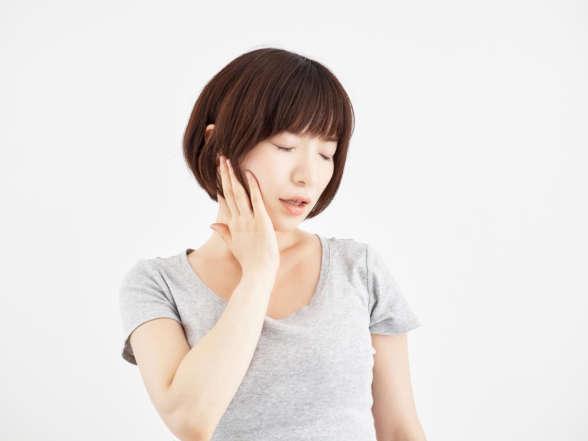 噛み合わせが原因の肩こりを改善する方法