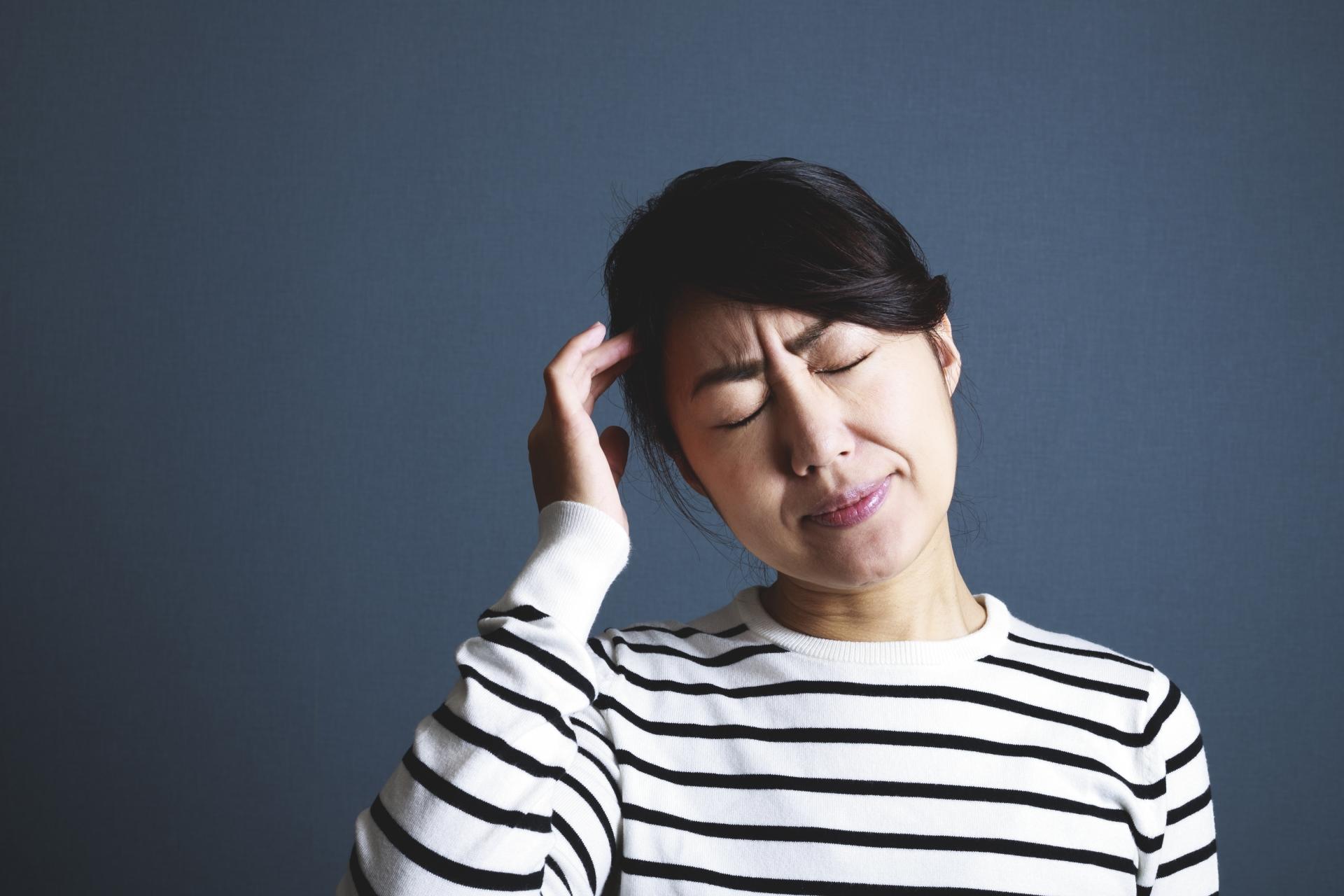 痛みの原因は? 肩こりと片頭痛の関係